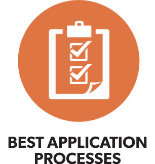 Best Application Processes Icon