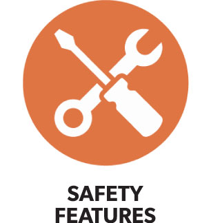 Safety Features Icon