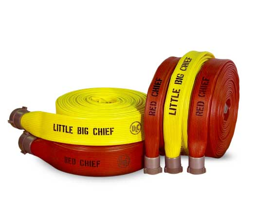 BullDog Hose Red/Yellow Chief
