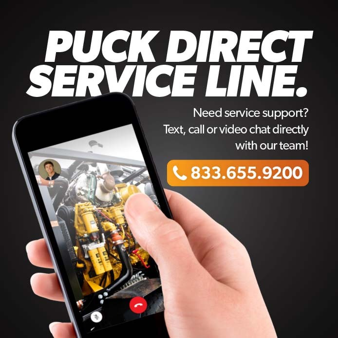 Puck Direct Line